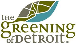 Click to learn more about The Greening of Detroit